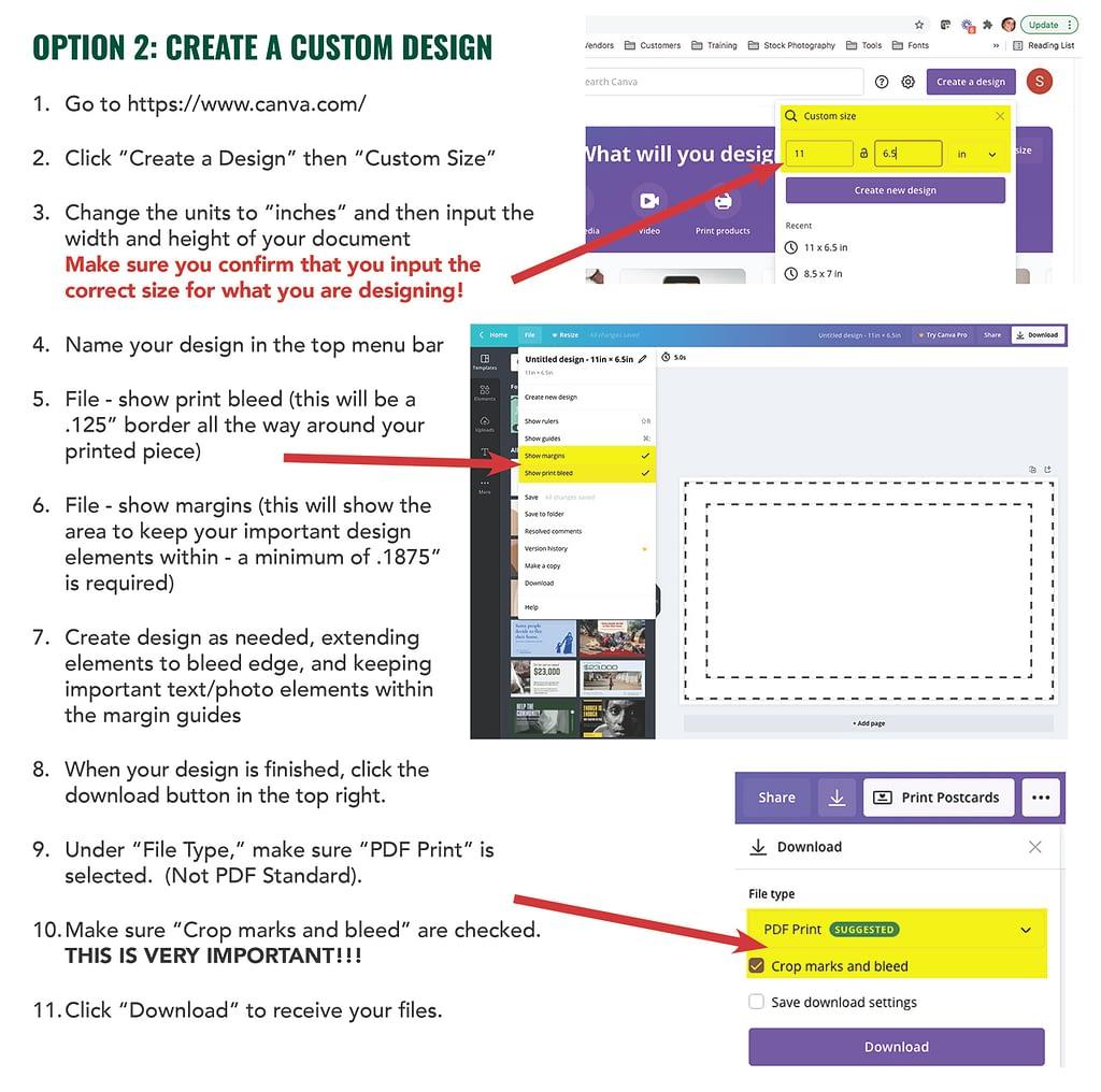 Canva Guide RP&G Custom